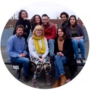 Team IMC Weekendschool vestiging Amsterdam Noord