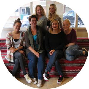 Team IMC Weekendschool vestiging Den Haag