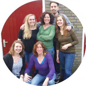 Team IMC Weekendschool vestiging Nijmegen