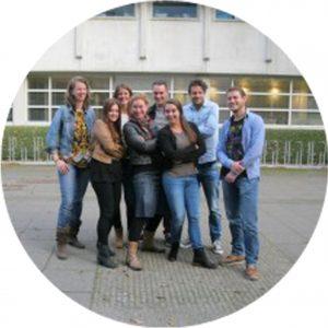 Team IMC Weekendschool vestiging Tilburg cirkel