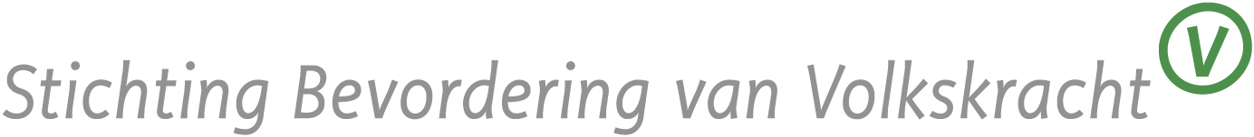 Stichting-Bevordering-van-Volkskracht logo
