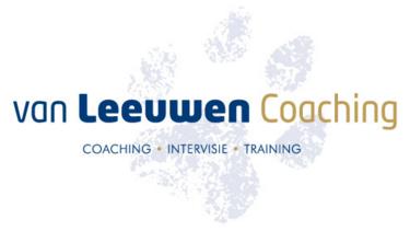 Van Leeuwen coaching IMC Weekendschool