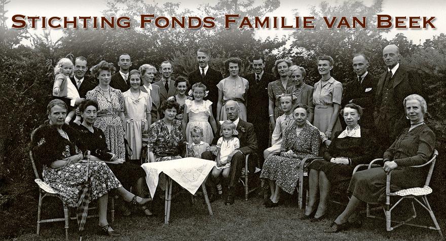 Stichting Fonds Familie van Beek