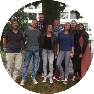 IMC Weekendschool vestiging Tilburg team 2016 2017