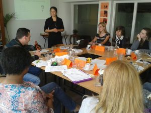 150615 IMC Weekendschool Training Klassendocenten