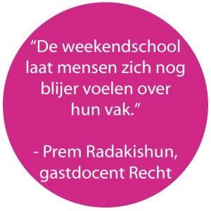 Gastdocent IMC Weekendschool worden