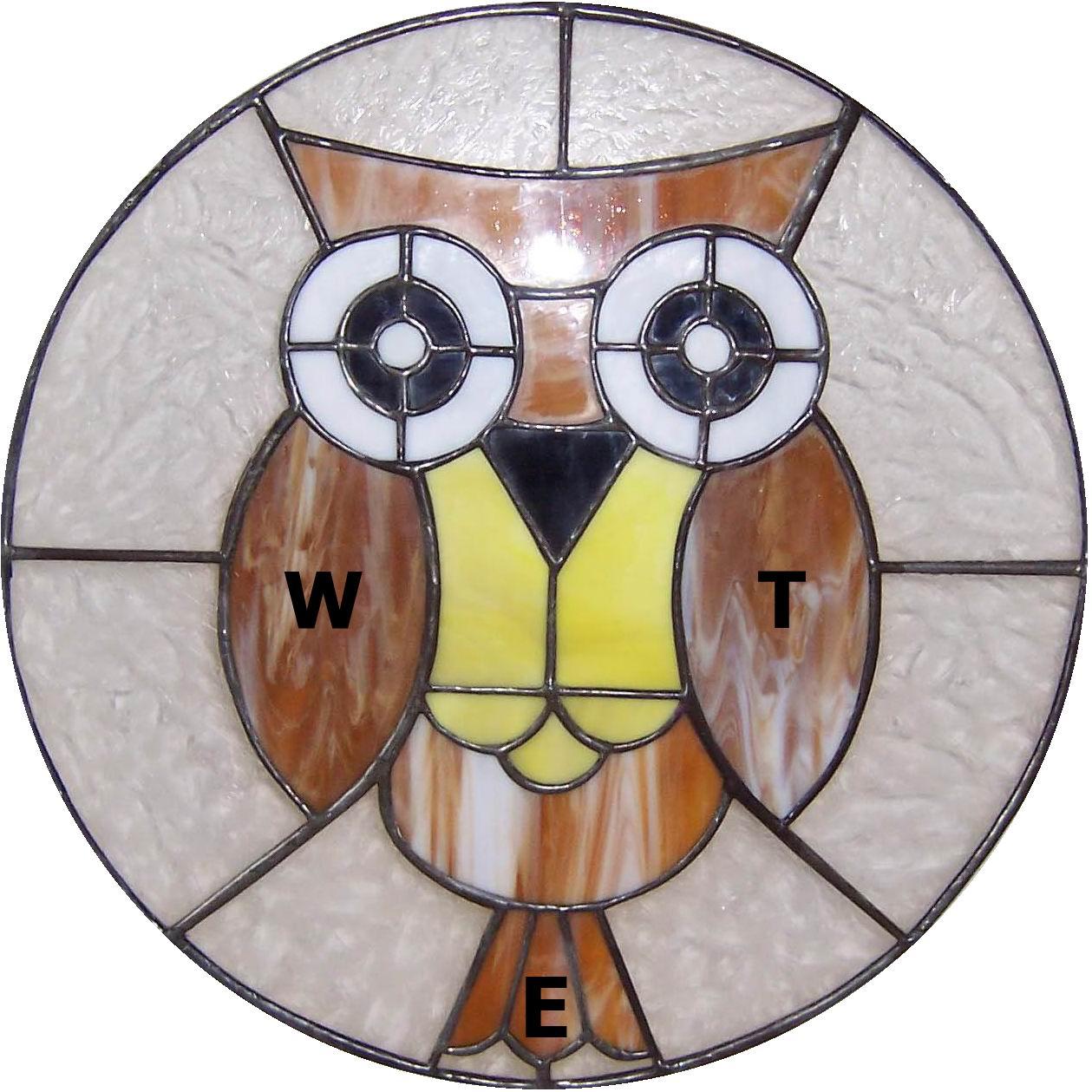 Logo WTEF - Wim Tijhaar