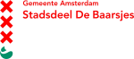 Stadsdeel De Baarsjes logo