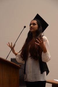 Leerling speech diploma-uitreiking Rotterdam Delfshaven