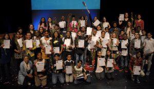 Diploma-uitreiking IMC Weekendschool Amsterdam Zuidoost