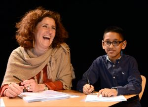 Ondertekenen weekendschool diploma Den Haag
