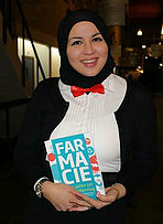 Maryem Lyousoufi ECHO Award IMC Weekendschool